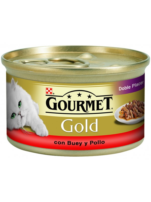 GOLD DOBLE PLACER BUEY POLLO 85 grs