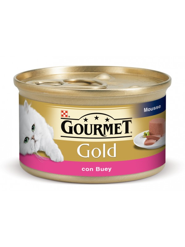 GOLD MOUSSE BUEY SELECTO 85 grs