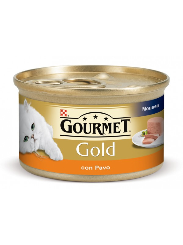 GOLD MOUSSE PAVO SELECTO 85 grs