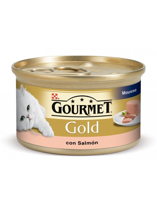 GOLD MOUSSE SALMON 85 grs