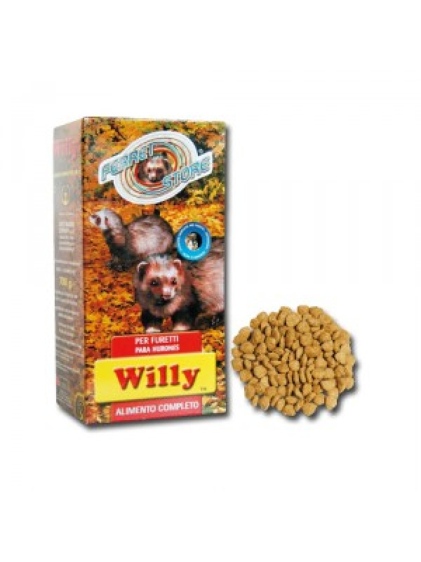 WILLY HURONES 700 gr.